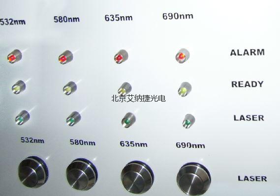 多波长单光纤输出激光器系统-41