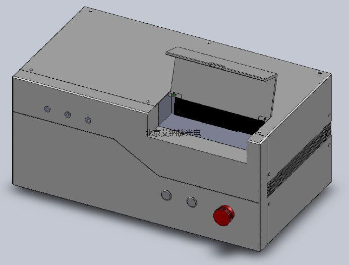 內置PC機的單波長定制激光器-250